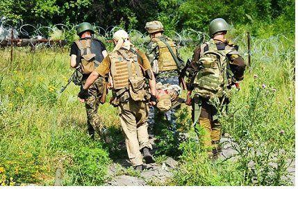 8 листопада бойовики 10 раз порушували перемир'я