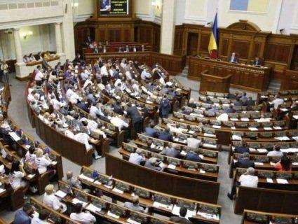 Депутати відмовилися відкликати свій законопроект про Антикорупційний суд