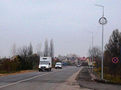 У Ковелі капітально відремонтували дорогу міжнародного значення