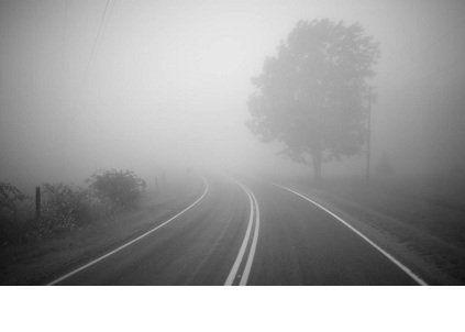 10 листопада погода - сильні та майже непроглядні тумани
