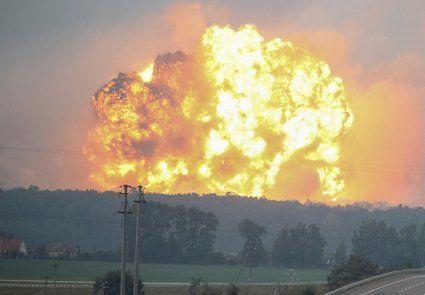 Через вибухи в Калинівці ледь не втратила синів-двійнят