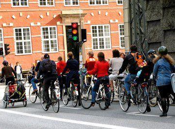 Львівські держслужбовці на роботу добиратимуться на велосипедах