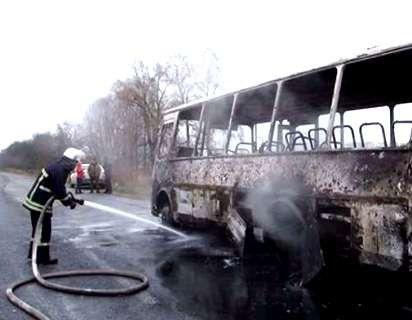 На Житомирщині 11 людей та небіжчиця опинились у вогняній пастці
