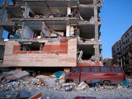 200 людей стали жертвами руйнівного землетрусу в Іраку та Ірані