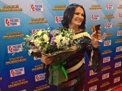 Ротару отримала нагороду в Кремлі