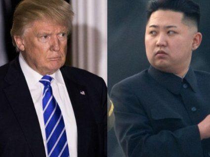 Трамп заявив, що хоче подружитися з Кім Чен Ином