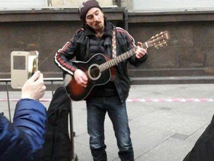 Сина Талькова затримали у Москві