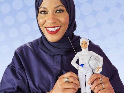 Лялька Барбі вперше в історії офіційно одягла хіджаб