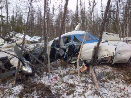 У Росії розбився літак, є загиблі