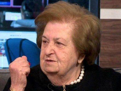 Померла бабуся Саакашвілі