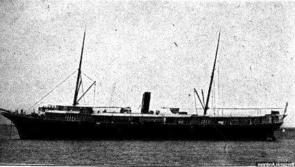 Знайдено затонулий пароплав, на якому загинули майже 400 осіб