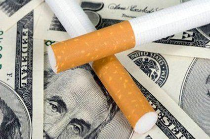 На престижній «євроблясі» намагався перевезти понад півтисячі цигарок