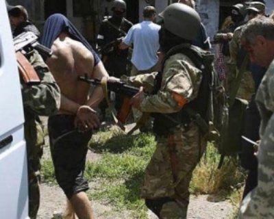 Бойовики  переглянуть списки полонених для обміну після перемовин із Путіним