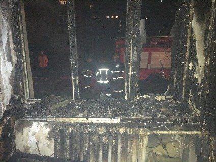 На Волині під час пожежі евакуювали 3 дітей