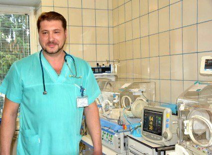 У Луцьку - новий інкубатор для новонароджених та недоношених немовлят