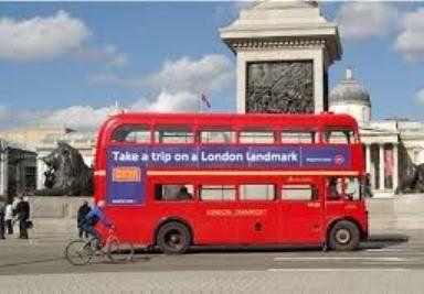Легендарні червоні лондонські автобуси переводять на паливо з кави