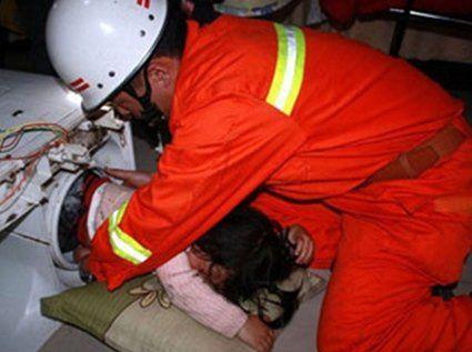 Дитину знайшли мертвою в пральній машині (фото)