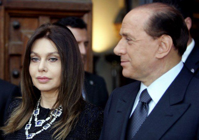 Берлусконі відсудив 60 мільйонів аліментів у колишньої дружини