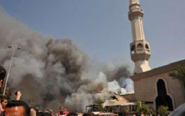 Підліток-смертник підірвав у мечеті 50 людей