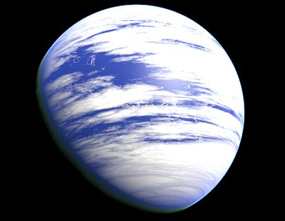 Вчені стверджують, що на планетах-океанах не може бути життя