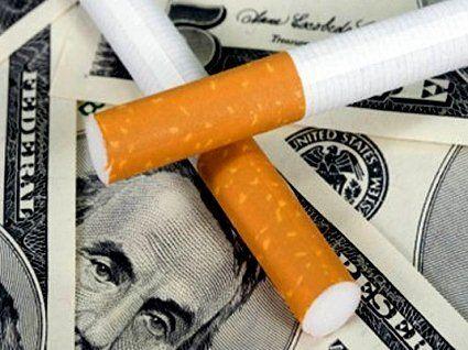 З наступного року на 25 % зросте ціна на цигарки