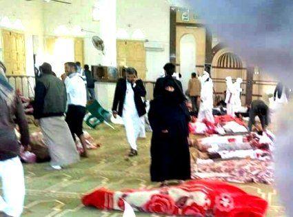 Кількість жертв через теракт у Єгипті зросла до 235 людей