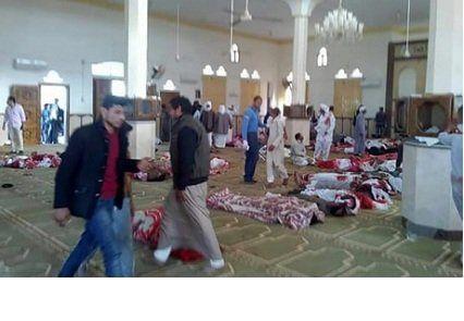 Число загиблих під час теракту у Єгипті перевищило 300 осіб (фото, відео)