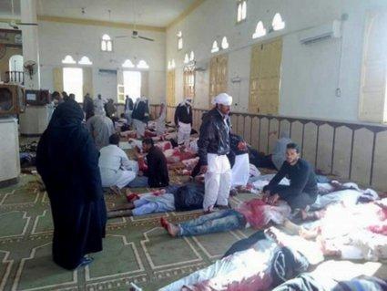 Число загиблих під час теракту у Єгипті перевищило 300 осіб