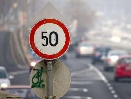 З нового року українці їздитимуть містами зі швидкістю 50 км/год
