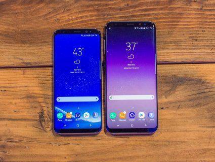 Назвали кращі смартфони 2017 року
