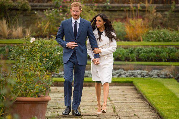 В королівській сім'ї поповнення -  принц Гаррі та Меган Маркл заручилися