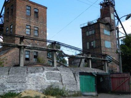 Волинські гірники відмовляються підніматися з шахти