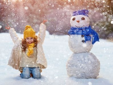 Cиноптики розповіли, чи буде сніг на Новий рік
