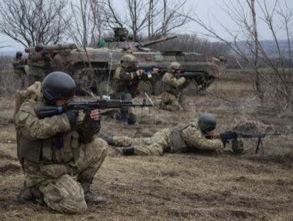 Українські військові висміяли «хитрий план» бойовиків біля Дебальцевого