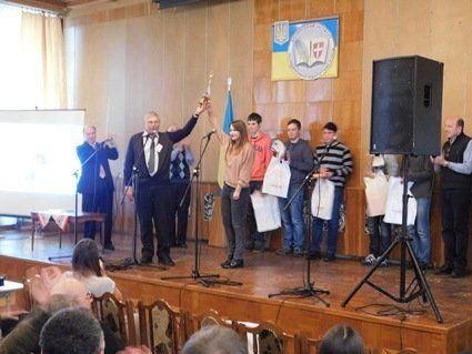 Волинські «Хрестоносці» здобули золото всеукраїнського турніру юних фізиків (фото)