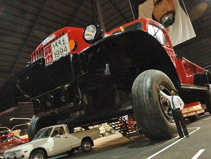 Машини-гіганти, що вражають своїми розмірами