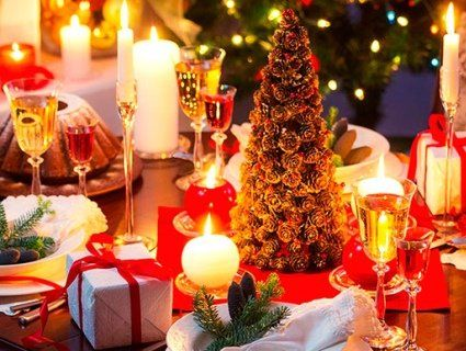 Магія святкового столу: як прикрасити Новорічний стіл