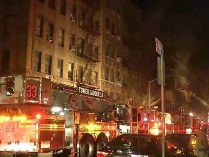 В Нью-Йорку в житловому будинку заживо згоріли 12 людей
