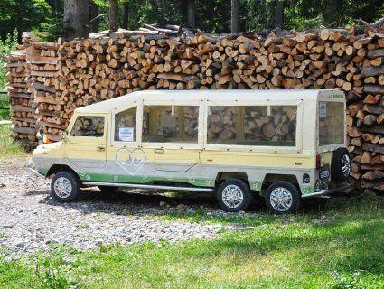 ЛуАЗ став шестиколісним лімузином