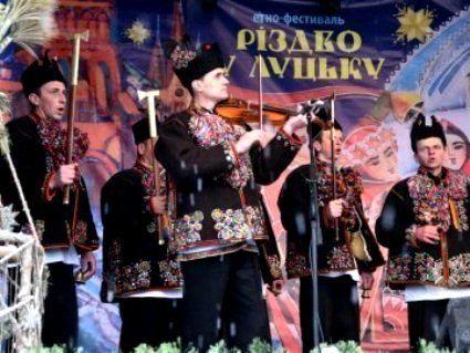 Етнофестиваль «Різдво у Луцьку» триватиме два дні