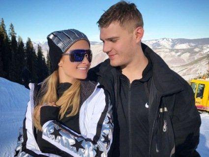 Періс Гілтон заручилася з моделлю українського походження