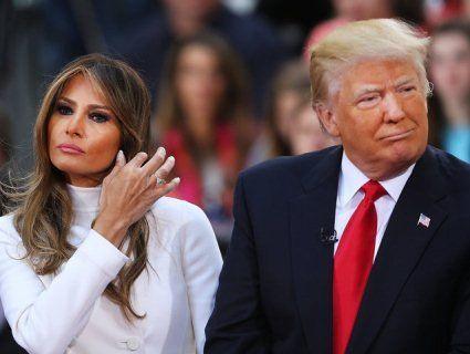 Розкрили таємницю «нещасливого шлюбу» Трампа з Меланією