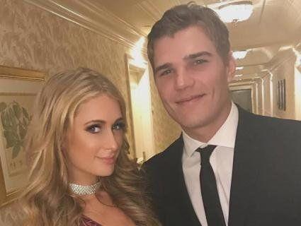 Періс Гілтон заручилася з бойфрендом українського походження