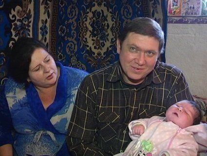 Немовля-гігант народилося з вагою у сім кілограмів