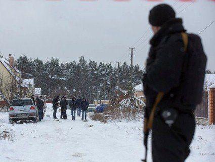 Під Києвом банди з колишніх та діючих правоохоронців грабують елітні будинки?