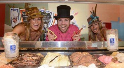 Неймовірні сорти морозива: а ви яке скуштували б?