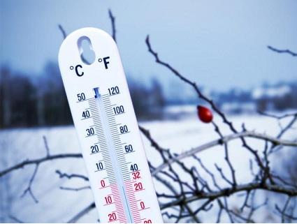 Прогноз погоди на понеділок, 22 січня
