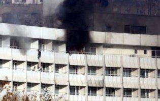 Серед постраждалих в Intercontinental у Кабулі дев'ятеро українців