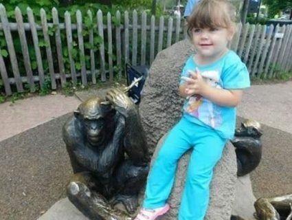 Мати зварила заживо свою 4-річну доньку