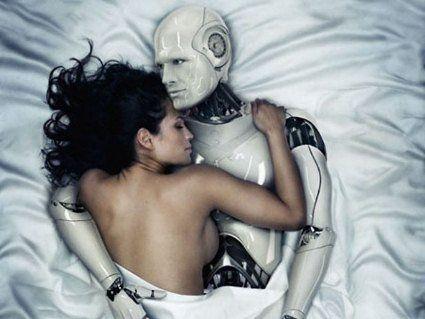 Роботи з біонічним «достоїнством» виживають чоловіків із ліжка (18+)